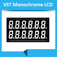 Monochrome LCD LIST